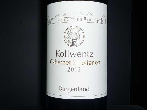 Kollwentz Cabernet-Sauvignon 2013 -Restmenge-