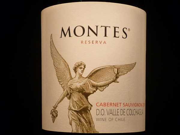 Montes Cabernet-Sauvignon Reserva 2017