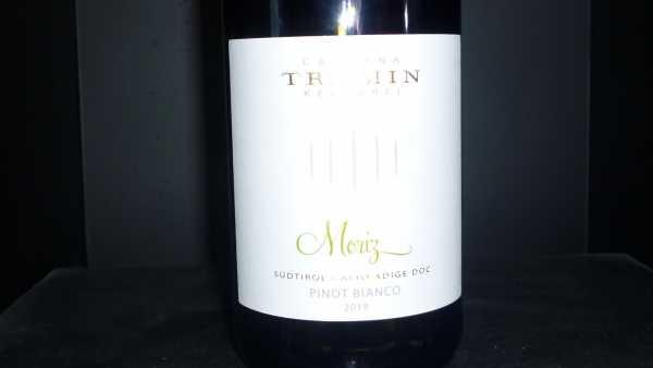 Kellerei Tramin Moriz Pinot Bianco 2019 -Restmenge-