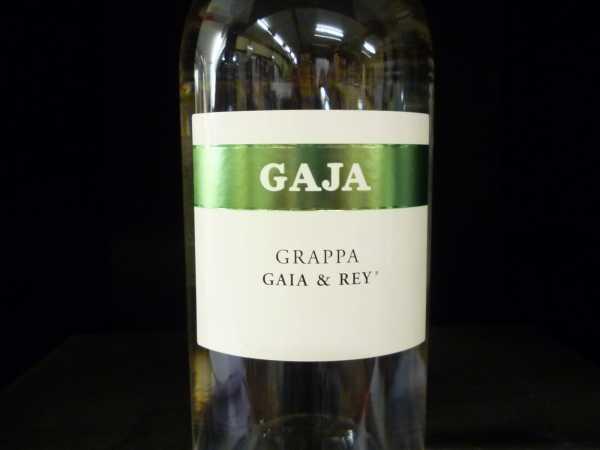 "Gaja ""Gaia & Rey"" Grappa"