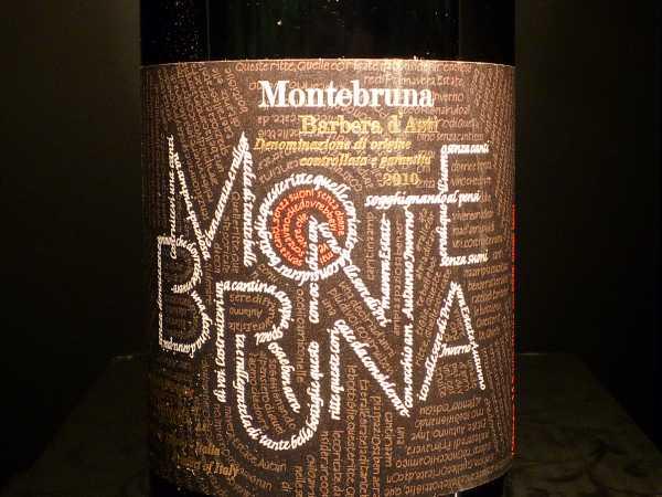 Braida Montebruna Barbera d`Asti 2016