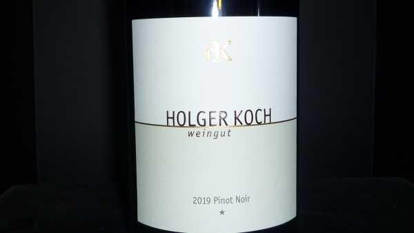 Holger Koch Pinot Noir 1* 2019