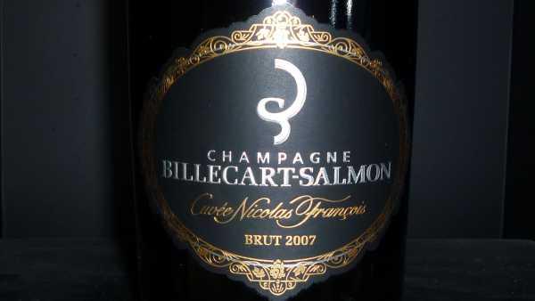 Billecart-Salmon Cuvee Nicolas-Francois Billecart 2007