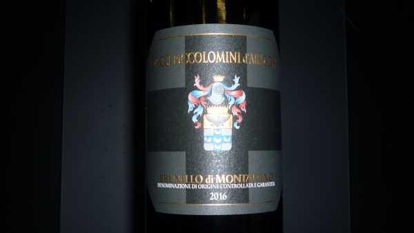 Brunello di Montalcino Ciacci Piccolomini 2016