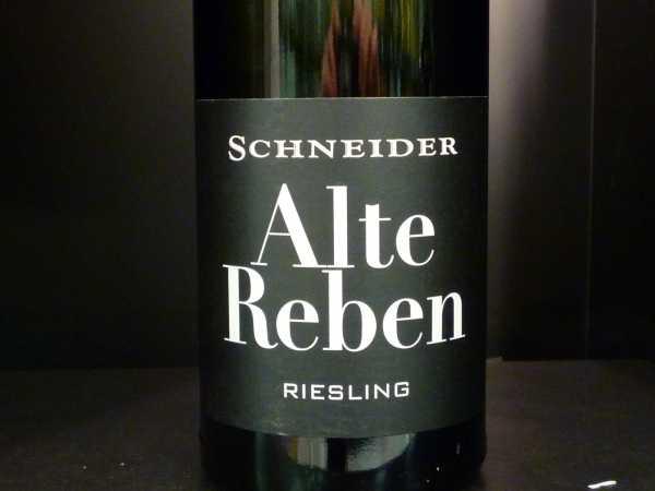 Schneider Markus Riesling Alte Reben 2019