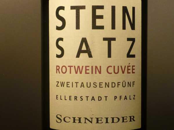 Schneider Markus Steinsatz 2014 -Restmenge-