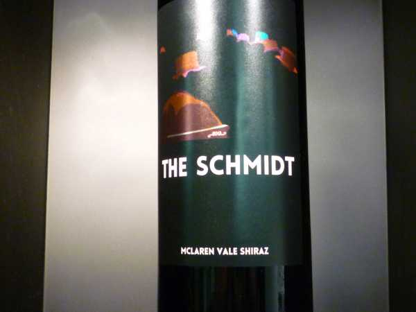 The Schmidt McLaren Vale Shiraz 2017