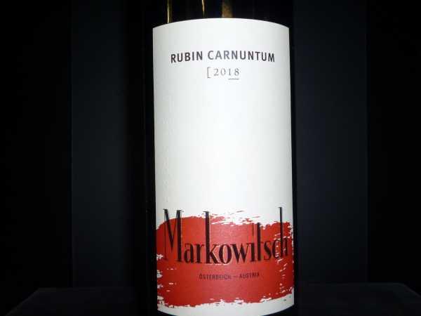 Markowitsch Rubin Carnuntum 2019