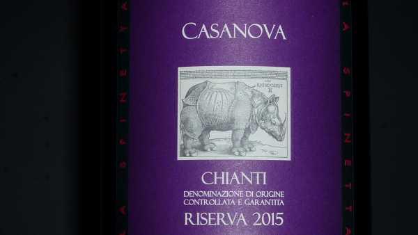 Chianti Classico Riserva Casanova della Spinetta 2015 -Restmenge-