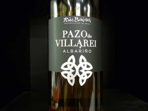 Pazo de Villarei Albarino 2018