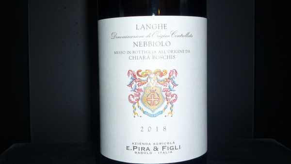 Nebbiolo Langhe E. Pira & Figli Chiara Boschis 2018