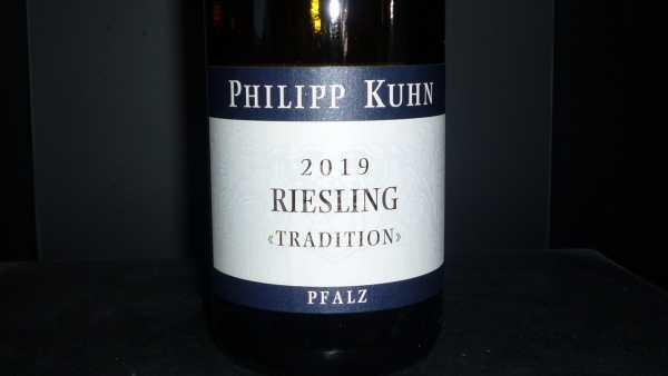 Philipp Kuhn Riesling Tradition trocken 2019