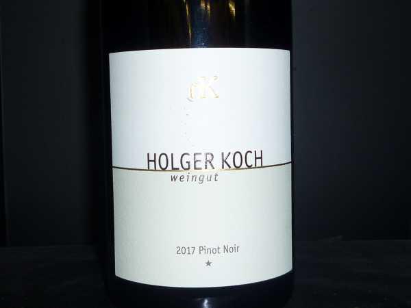 Holger Koch Pinot Noir 1* Selectionswein 2017