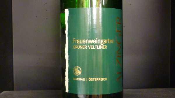 Alzinger Grüner Veltliner Frauenweingarten 2014 -Restmenge-