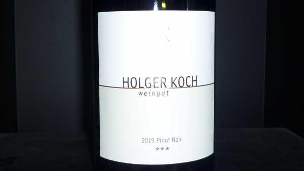 Holger Koch Pinot Noir *** 2019