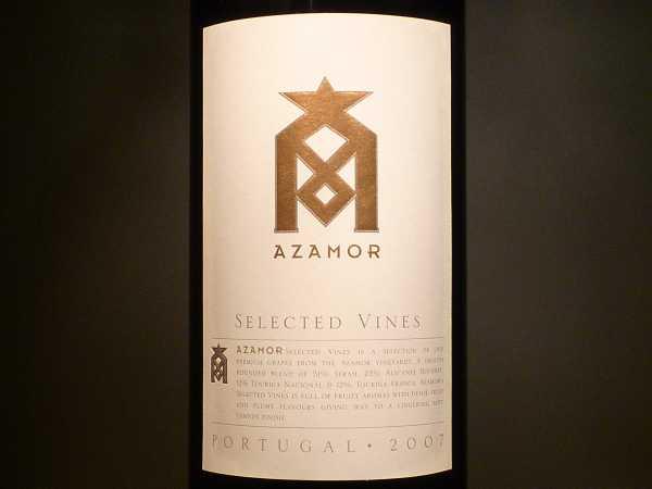Azamor -Selected Wines Kilburn & Gomes Lda. Vinho Regional Alentejano 2013