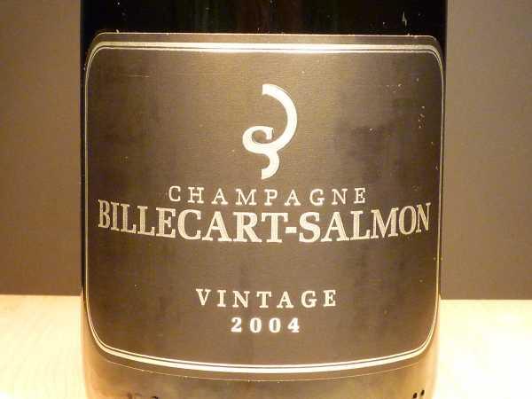 Billecart-Salmon Brut Vintage 2007 Extra brut