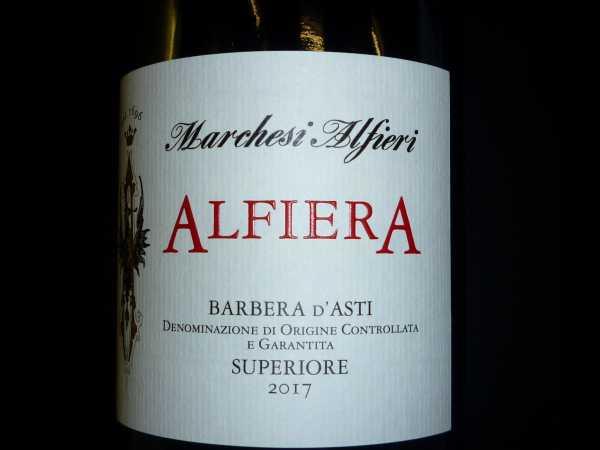 Marchesi Alfieri Barbera Asti Superiore Alfiera 2017