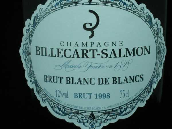 Billecart-Salmon Blanc de Blanc 2004