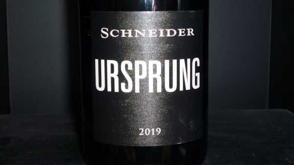 Schneider Ursprung 2019