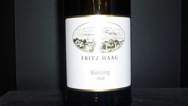 Fritz Haag Riesling 2020