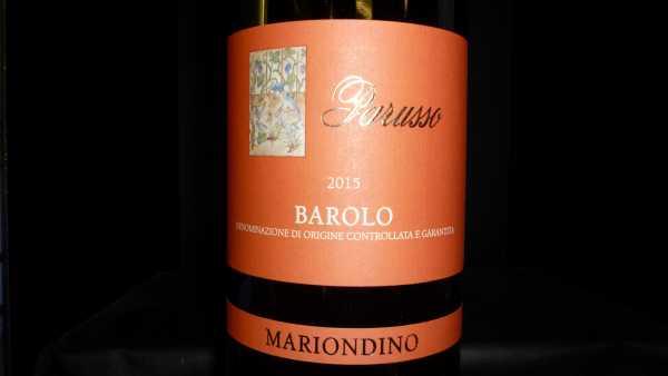 Parusso Barolo Mariondino 2015 -Restmenge-