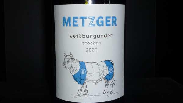 Metzger Weißburgunder trocken 2020