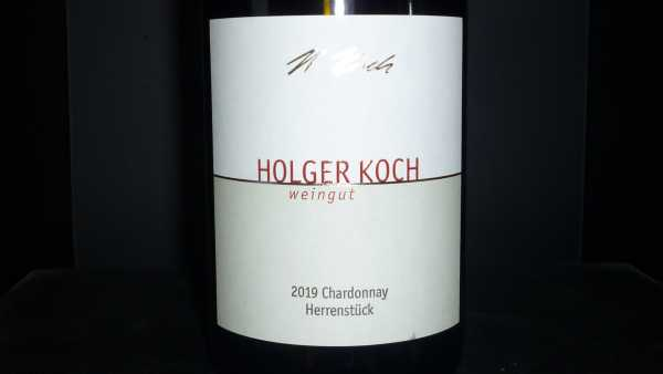 Holger Koch Chardonnay Herrenstück 2019