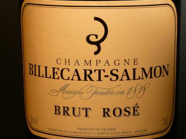 Billecart-Salmon Brut Rose*********