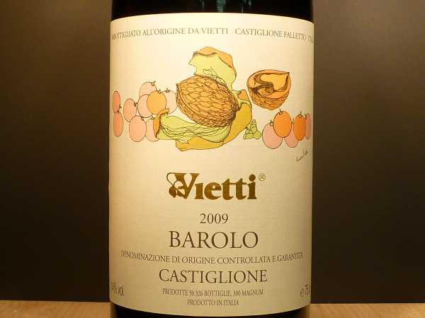 Vietti Barolo Castiglione 2013 Magnum -Restmenge-