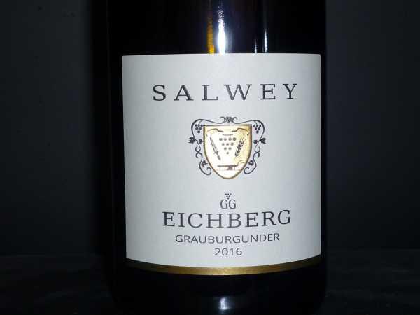 Salwey Eichberg Grauburgunder GG 2016