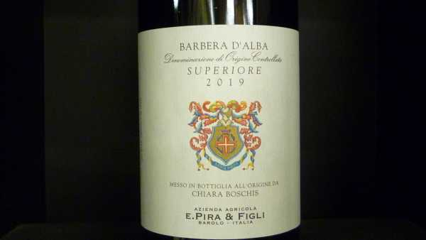 Barbera Alba Superior E. Pira & Figli Chiara Boschis 2019