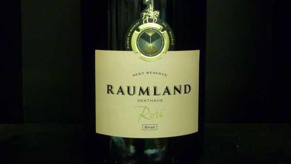 Raumland Rosè Reserve Brut Restmenge