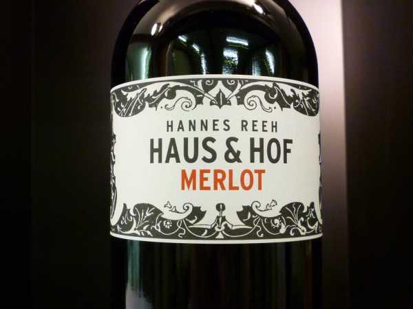 Hannes Reeh Haus & Hof Merlot 2017