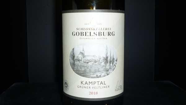 Schloss Gobelsburg Grüner Veltliner Kamptal 2018 -Restmenge-
