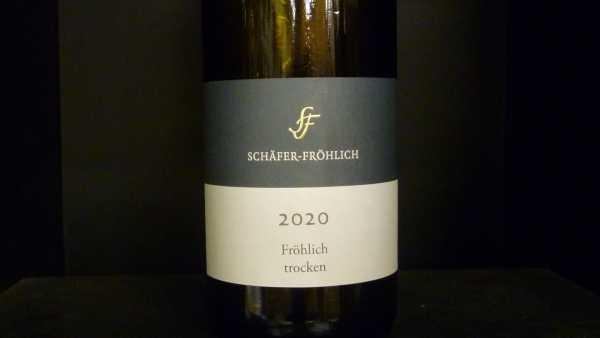Schäfer-Fröhlich Fröhlich trocken 2020