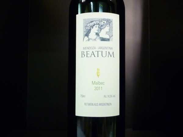 Dolium Beatum Malbec 2014 -Restmenge-