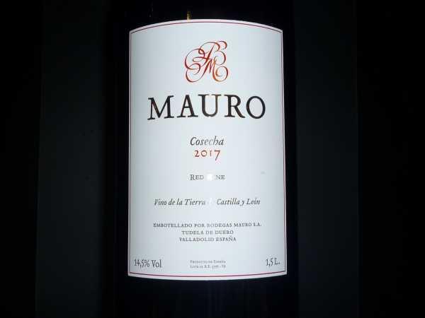 Mauro Magnum 1,5l 2017