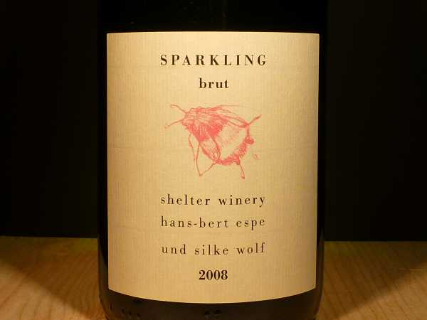 Shelter Winery Sparkling brut Kenzingen 2012
