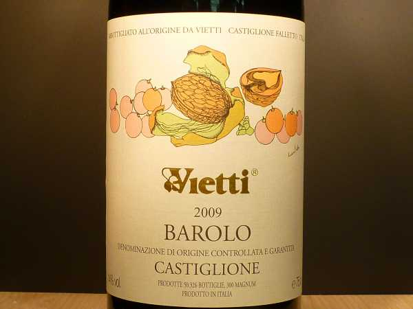Vietti Barolo Castiglione 2013