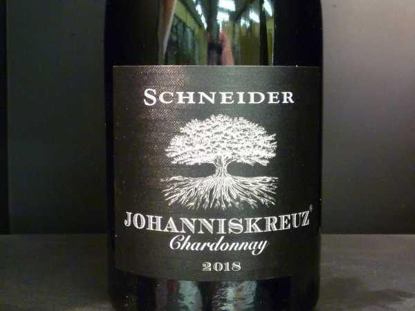 Schneider Markus Johanniskreuz Chardonnay trocken 2018