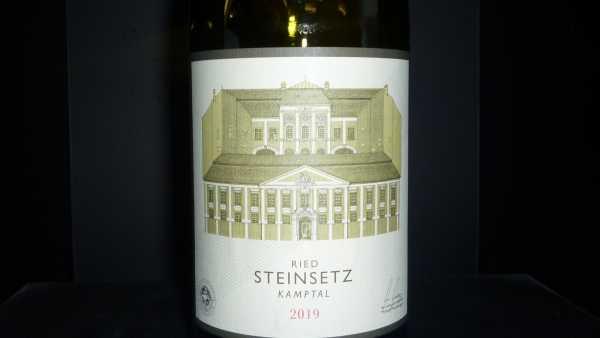 Schloss Gobelsburg Grüner Veltliner Ried Steinsetz 2019