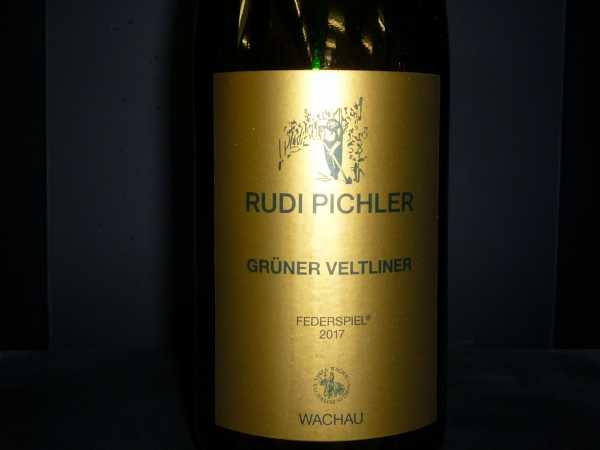 Rudi Pichler Grüner Veltliner Federspiel 2017