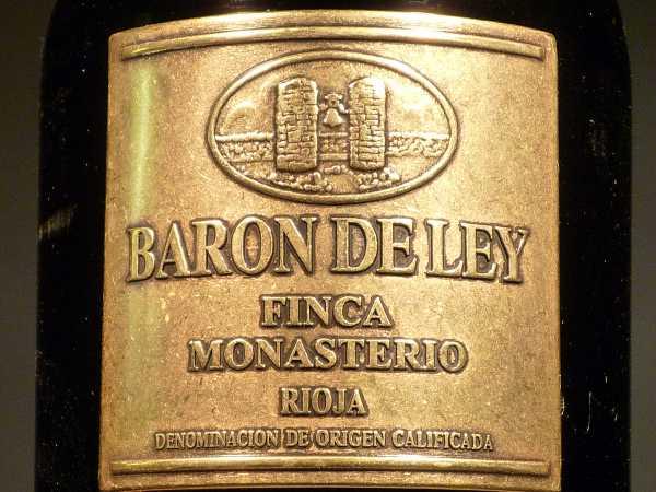 Baron de Ley Finca Monasterio 2017