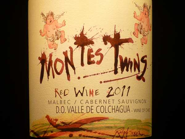 Montes Twins Malbec-Cabernet 2015