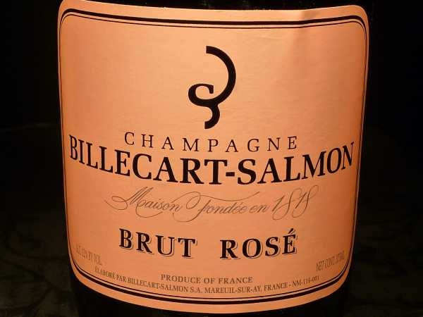 Billecart-Salmon Brut Rose****0.375l