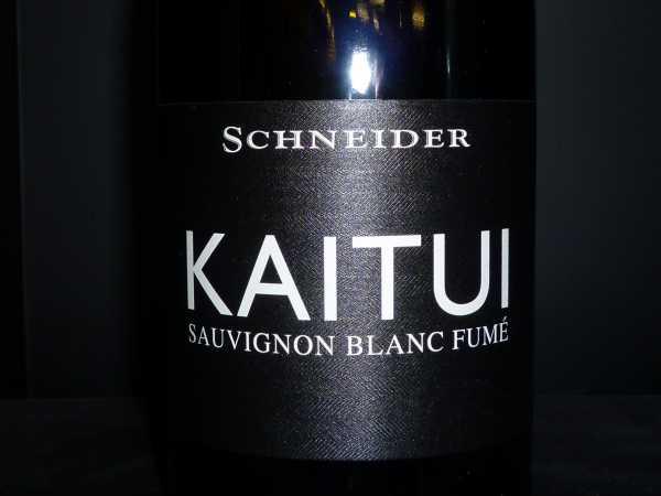 Schneider Markus Kaitui Sauvignon Fumé blanc Ellerstadt 2018