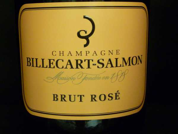 Billecart-Salmon Rosé Magnum 1,5 l