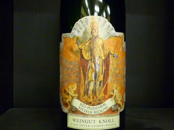 Knoll Riesling Pfaffenberg Selection 2016