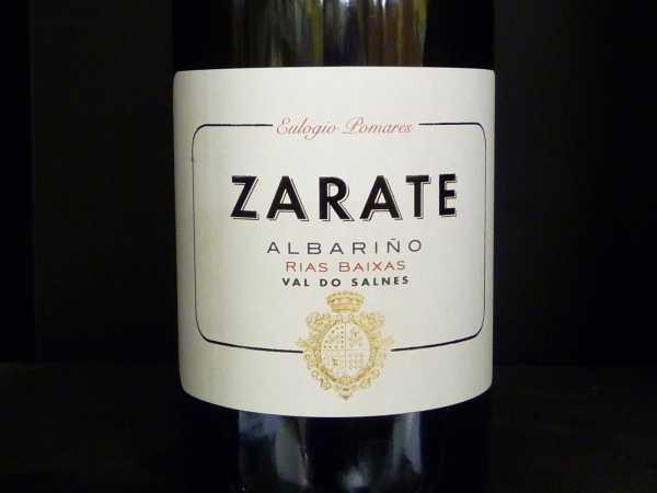 Zarate Albariño 2016